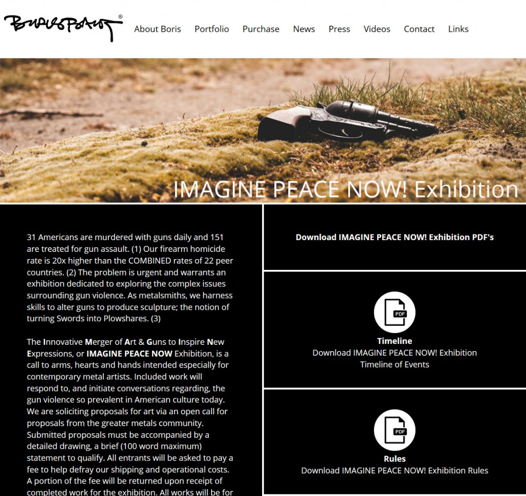 IMAGINE PEACE NOW! Exhibition
